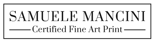 Samuele Mancini Certified FIne Art Print